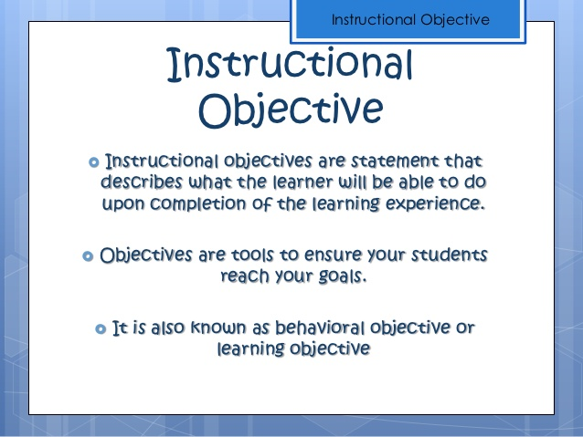 Instructional Methods What Are The Characteristics Of Instructional