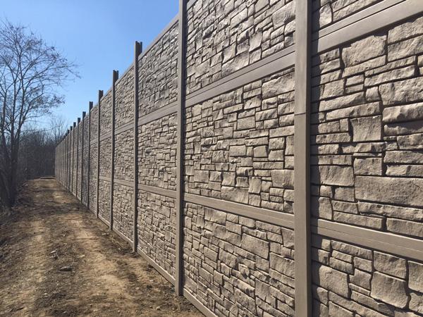dundas-ontario-city-of-hamilton-noise-barrier-wall