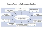 ECT 300 EDUCATIONAL TECHNOLOGY:  What role does time play in non-verbal communication in the teaching process?