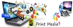 """ECT 300 EDUCATIONAL TECHNOLOGY: What do we mean by the term """"print media"""" in the context of the teaching process?"""