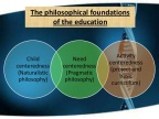 CURRICULUM DEVELOPMENT: Can you comment on the varied complexities of the various foundations of curriculum?