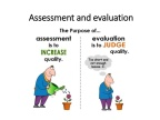 Curriculum Development: What are some of the principles of Instructional Evaluation?